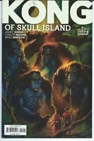 Kong of Skull Island #2 Boom comic 2016 1st Print VF+ ships T-Folder