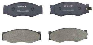 Disc Brake Pad Set-Quietcast Pads Front Bosch BP266