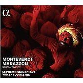 Monteverdi; Marazzolib: Combattimenti!, Vincent Dumestre,Le poème Harmon, Audio