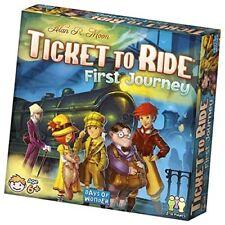 Ticket To Ride : PRIMERO Journey Days Of Wonder