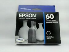 Epson T0601 BLACK ink jet printer c68 c88 cx7800 cx4800 cx3800 cx5800f to601 60