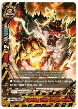 4x Dragonic Heatup Buddyfight Promo Rare HOT MINT