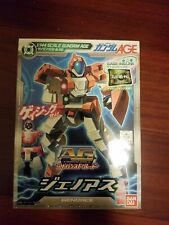 BANDAI AG 1/144 RGE-B790 GENOACE Plastic Model Kit Gundam AGE NEW from Japan F/S