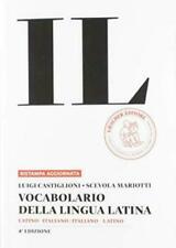 Loescher IL - Vocabolario della Lingua Latina Quarta Edizione Copertina Morbida (2019)