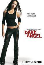 DARK ANGEL (2001) ORIGINAL TV PROMO POSTER  -  2001 SEASON  -  ROLLED