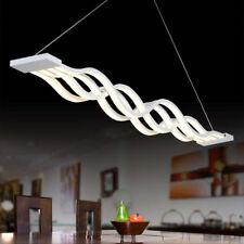 Led Strips Intersect Acrylic Chandelier Led Belt Hanging lights Pendant Lighting