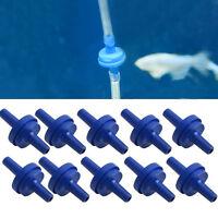 10X.. Aquarium Sicherheitsventil Rücklaufventil Rückschlagventil Check Va L0Z1