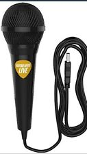 Official Guitar Hero Live Microphone (Xbox One/PS4/Xbox 360/PS3) New & Sealed