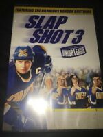 Slap Shot 3: The Junior League. New DVD