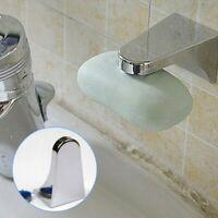 Magnetische Seifen Halter Magnet Seifenhalter Waschbecken Badezimmer Werkzeu Neu