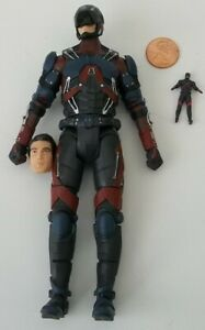 """Loose Complete DC Legends of Tomorrow The Rookie BAF 6"""" The Atom Brandon Routh"""