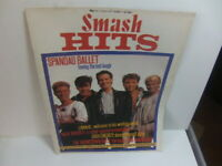 Smash Hits magazine June 7-20 1984 Spandau Ballet + Limahl + Boomtown Rats ++