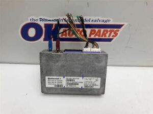 08 2008 PONTIAC G8 ONSTAR COMMUNICATION CONTROL MODULE 25826499