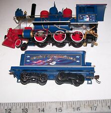 Bachmann Hawthorne Village SPIRIT OF AMERICA HO/ON30 Train Steam Loco/Tender wOB