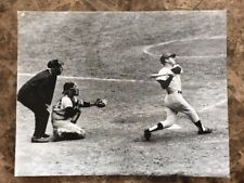 Mickey Mantle 500th Home Run 11x14 Original Photograph from Negative May 1967