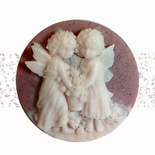 """You are buying a soap- """"Two Little Fairies"""" handmade soap w/essential oil"""