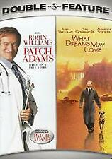 Patch Adams What Dreams May Come Double Feature Dvd