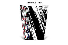 Ford F150 Truck Hood Wrap Off Road Graphic Sticker Decal 2015-2017 DIGI MUD USA