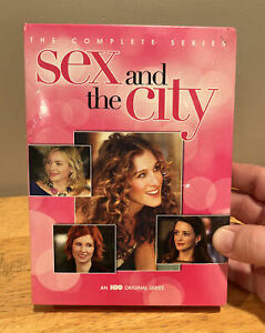 Sex And The City - The Complete Series 6 Seasons 17 Disc DVD - Sealed