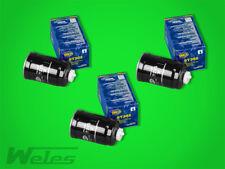 3 x ST302 Kraftstofffilter Dieselfilter FIAT DUCATO 1,9 D TD 2,0 2,5 TDI 2,8 JTD