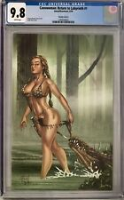 Cavewoman: Return to Labyrinth #1 CGC 9.8 Budd Root Variant E Cover! Lmt to 450!