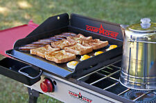 Camp Chef Heavy Duty Steel Deluxe Griddle with Built-in Grease Drain