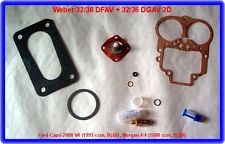 Weber 32/36 DFAV,DGAV,Verg.Rep.Kit,Ford Capri,Morgan