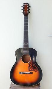 Vintage 1938 Gibson Kalamazoo Acoustic Guitar DK-1598 *Needs Repair*