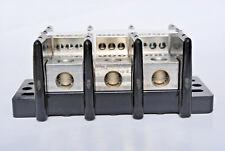 USD 16021 Distribution Block 175-Amp 600-Volt 3-Phase Line 2/0-8 Load 6-14