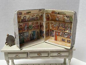 Vintage UK Artisan D KUBICK '88 Tin Litho Toy Childs Dollhouse Miniature 1:12