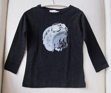 Bonpoint bébé ski casque de ski t-shirt top 3 ans