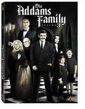 COFANETTO DVD - LA FAMIGLIA ADDAMS VOLUME 3 (3 DVD) - Nuovo!!