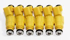 Fuel Injectors fit Jeep 99-04 Wrangler/TJ/Grand Cherokee 4.0L I6 6 Pieces