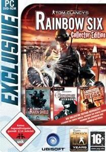 Tom Clancy's RAINBOW SIX COLLECTORS EDITION * Neu