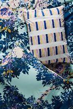 Anthropologie Jeweled Garden King Shams Set-$98 MSRP