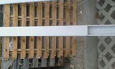 CANALINA PASSACAVI IN PVC PER IMPIANTI ELETTRICI A PARETE 110 x 57 mm