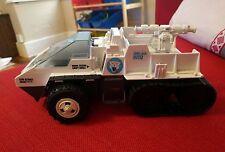 Vintage Action force/Gi Joe-Snow Cat Original véhicules sans décoloration