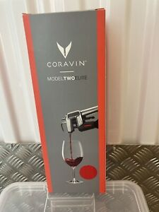 Coravin Model Two Elite Wine System - Red - RRP £250