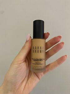 Bobbi Brown Skin Longwear Weightless Foundation SPF15 - Natural Tan - NEW