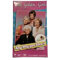 The Golden Girls Game Any Way You Slice It Trivia Game - Brand New 12+ Cardinal