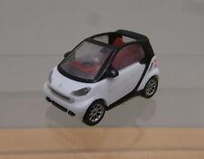 Smart fortwo cabrio 3,5 cm plastic modell Smart gmbh licensed