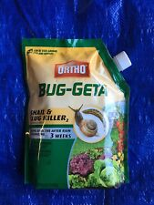 Ortho Bug-Geta 2 LBS Snail and Slug Killer 047451005 POUNDS BAG BUGGETA