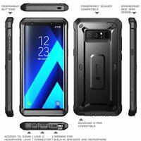For Samsung Galaxy Note 9, Genuine SUPCASE Kickstand Case Hard ...