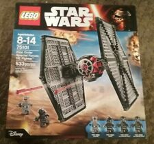 LEGO Star Wars First Order Special Forces TIE Fighter 75101 New Sealed