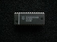 PHILIPS SCN2651CC1N28 Programmable Communications Interface 28 pin DIP NOS