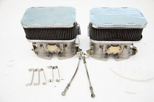 Weber 40 Carburetors, VW Porsche 912 356