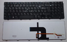 Tastatur Dell Inspiron 17R-3721 17R-5721 3721 Beleuchtung Keyboard LED backlight