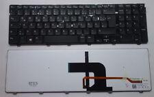 Tastatur Dell Inspiron 17 17R 3721 5721 3737 5737 M731R Keyboard LED Backlit