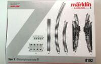 Marklin 8192 Z Scale T1 Double Track Extension Set New Release US DEALER $0 SHIP