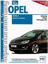 Buch Reparaturanleitung Opel Astra J Benziner und Diesel Band 1326 Bucheli